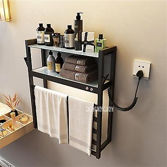 Wall Mounted Electric Heating Sterilization Heated Towel Rail, Rack With