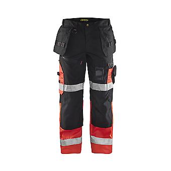 Blaklader x1500 hi-vis trousers 1508 - mens (15081860) -  (colours 1 of 2)