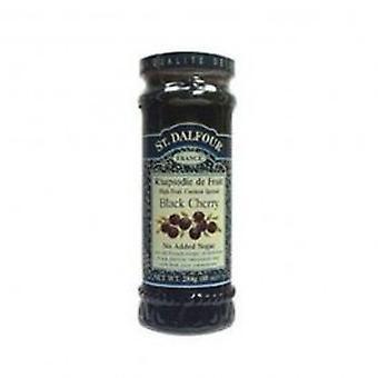 St Dalfour - Black Cherry Fruit Spread 284g