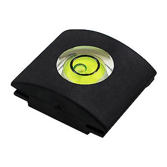 TRIXES Professional Camera Spirit Level Flashbulb Flashlight Hot Shoe Cover