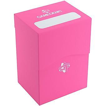 Gamegenic 80-Card Deck Holder Pink