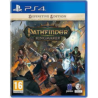 Pathfinder Kingmaker Definitive Edition PS4 Game