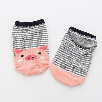 Cartoon Baby Floor Socks Infant Child Non-slip Newborn's Accessories