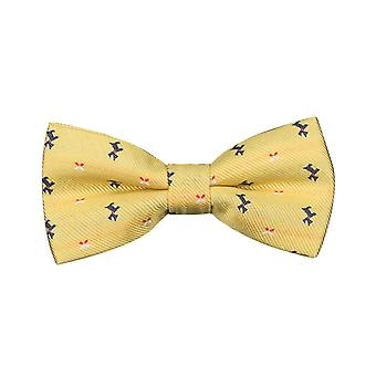Design Customize Small Size Boys Girls Bowknot Ties Baby Kids Bowties Butterfly Fashion School Children Student Casual