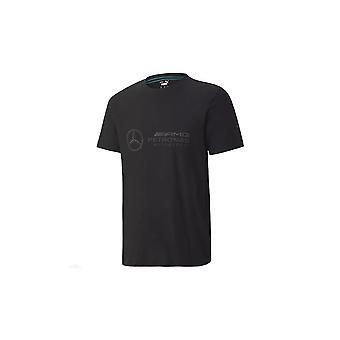 Puma Logo Tee 59804201 universal all year men t-shirt