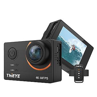4k, 60fps, T5 Pro -real Ultra Hd, Touch Screen, Wifi Action Camera Com