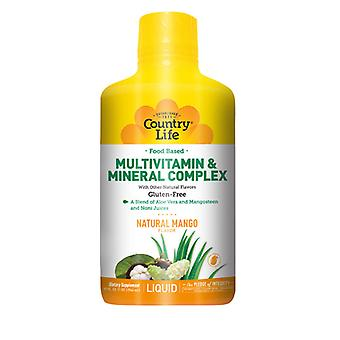 Country Life Liquid Multi, 32 fl oz