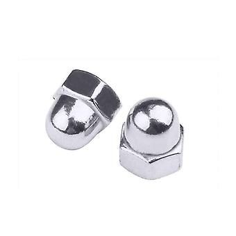 Stainless Steel 201cap Nut, Nut Decoration Screw Cap, Round Head Cap-cover