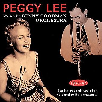 Lee*Peggy - With the Benny Goodman Orchestra 1941-43 [CD] USA import