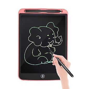 10 tuumaa Lasten digitaalinen piirustus ja kirjoitus värinäppäimistö