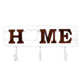 Headbourne Home 3 Hookrail Chrome HR0208