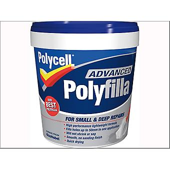 Polycell Advanced All In One Polyfilla 200ml Tube