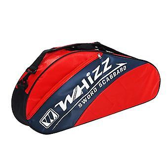 3-4 Sticks Badminton Taske, Sports Padel Uddannelse Håndtaske Squash Ketsjer tasker