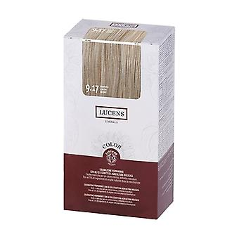 Tint color lucens 9.17 - almond 135 ml