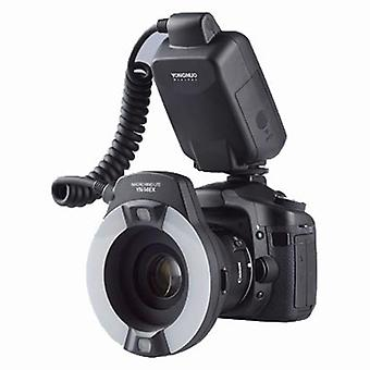 Yn-14ex Ttl Led Macro Speedlite Ring Flash Light For Canon 5d-mark-ii