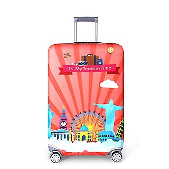 Spandex Travel Luggage Cover