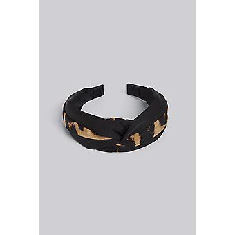 Louche Womens Toni Headband Black
