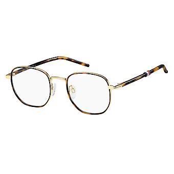تومي هيلفيغر TH1686 نظارات ذهبية J5G