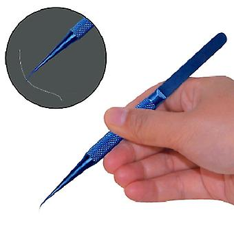 Titanium Alloy, Edge Precision, Fingerprint Tweezers Tool