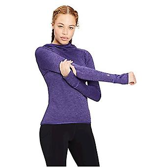 Brand - Core 10 Women's (XS-3X) Thermal Fitted Run Hoodie