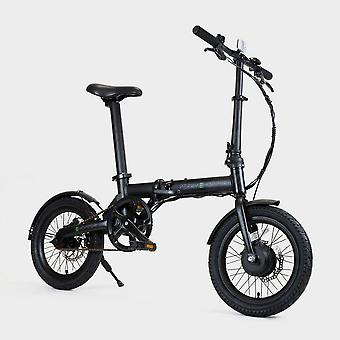 New Perry Ehopper 16 inch Folding Electric Bike Black
