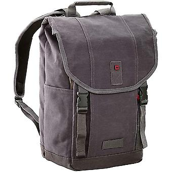 "Wenger Foix 16"" Laptop Backpack with 12.9"" Tablet Pocket - 24 Litres - Grey"