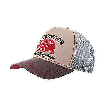 Stetson Bear Trucker Cap