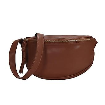 Fanny Pack Large Capacity Crossbody Chest / Waist  Bags Banana Pack/pu Leather