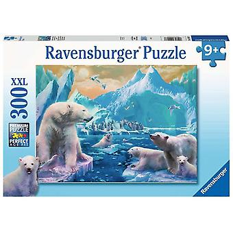 Ravensburger Jigsaw Puzzle Polar Bear Kingdom 300 pieces