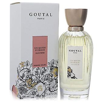 Un Matin D'orage Eau De Parfum Refillable Spray By Annick Goutal 3.4 oz Eau De Parfum Refillable Spray