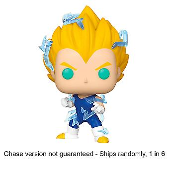 Dragon Ball Z Vegeta Super Saiyan 2 Pop! Chase Ships 1 in 6