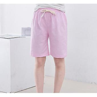 Casual Cotton Beach Shortsit