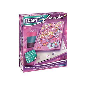 Mosaics my pretty journal