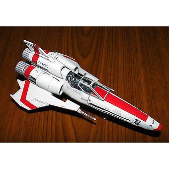 Battlestar Galactic Viper Mark 2 Puzzles Toy