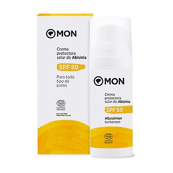 Mon Bio Sun Cream 50 ml of cream