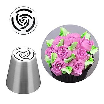 Tulip Icing Piping Roestvrij Staal Bloem Room Gebak Tips Nozzles Bag