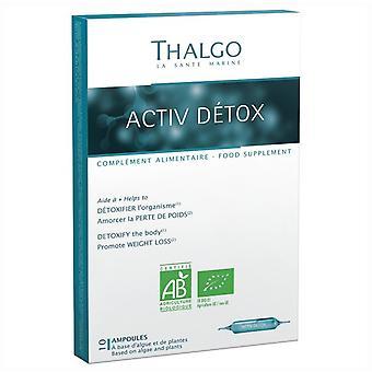 Thalgo Nutridetox kosttillskott 10 kapslar