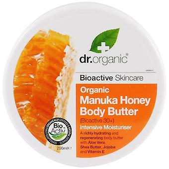 Dr. Organic Creme für den Manuka Honigkörper 200 ml