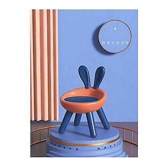 Kids Chairs Backrest Chair Cute  Bunny  Chair Furniture For Toddlers Children