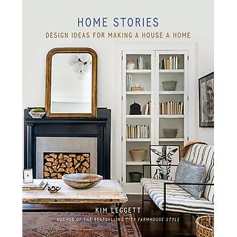Home Stories by Kim Leggett
