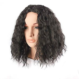 High quality natural wigs fashion synthetic wig fake hair