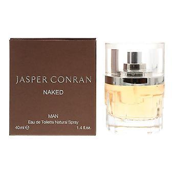 Jasper Conran Naked Man Eau de Toilette 40ml Spray