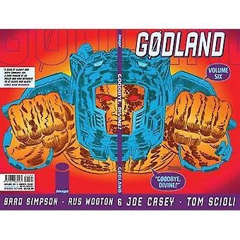 Godland Volume 6 Goodbye Divine