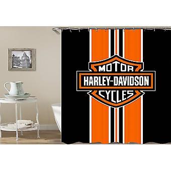 Harley Davidson klassinen suihku verho