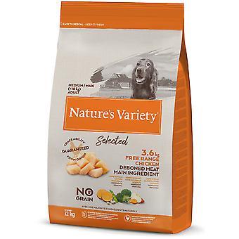 Nature's Variety Selected Medium Adult Pollo en Libertad (Dogs , Dog Food , Dry Food)