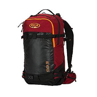 BCA STASH 30, Unisex-aikuisten reppu, Crimson, 30l