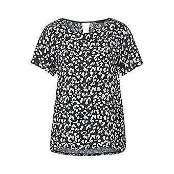 Street One 315048 T-Shirt, Comfort Green, 34 Woman