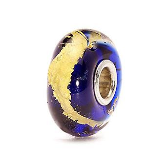 טרולבידס זכוכית חרוז צ'אקרת גרון