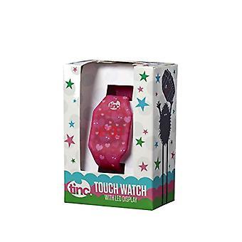 Tinc WATCMAPK - Reloj digital, color: Rosa