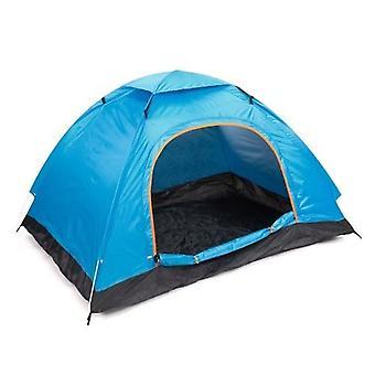 Tente pour 2 personnes Pop Up Tentes de camping pliantes avec sac de transport Mise en place facile pour les week-ends en plein air